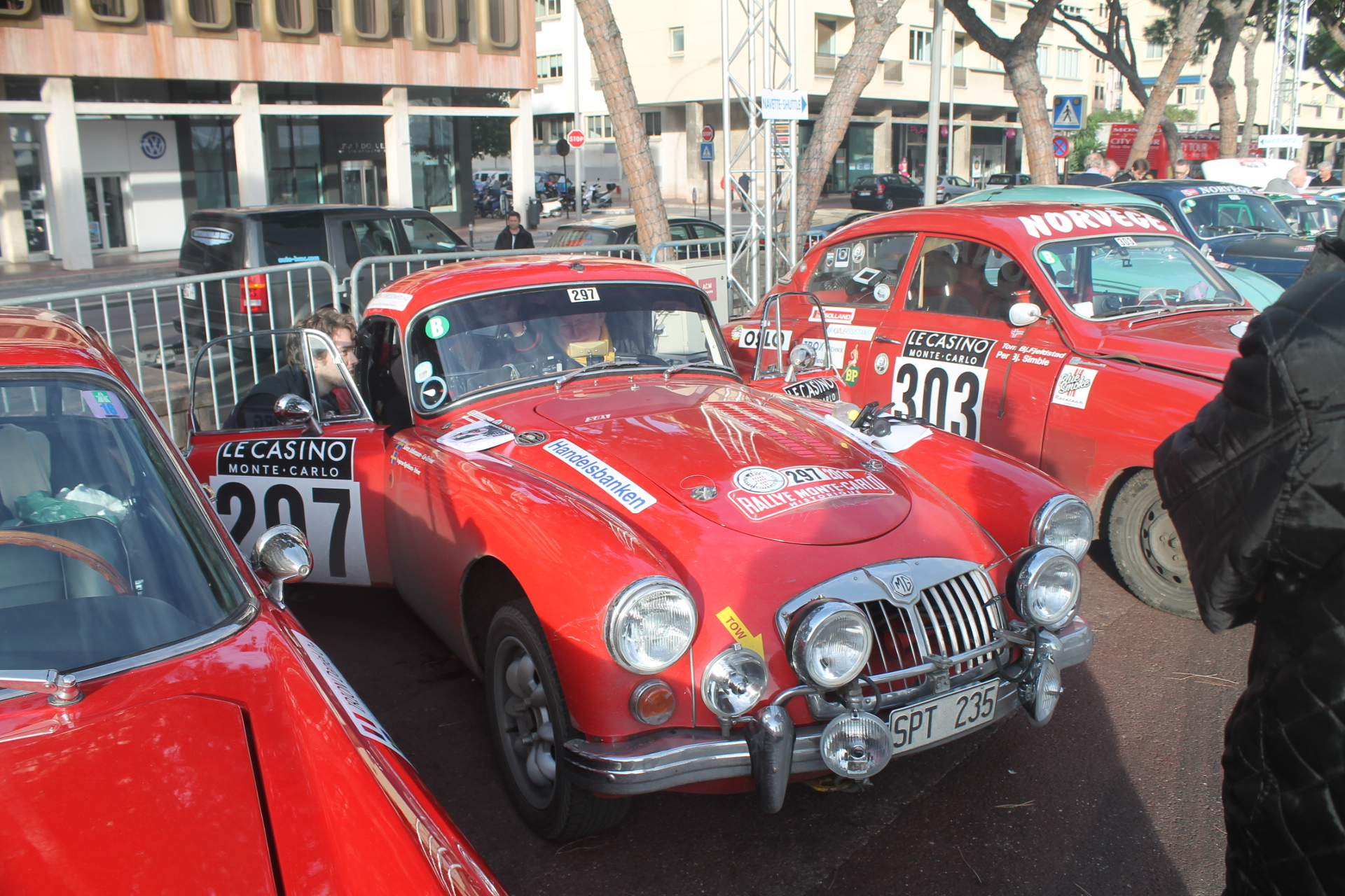 challenging start to our rallye monte carlo historique. Black Bedroom Furniture Sets. Home Design Ideas