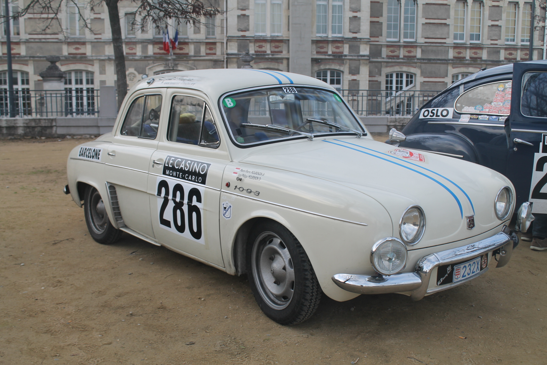 Renault Dauphine Rally Cars And A Marque Website |