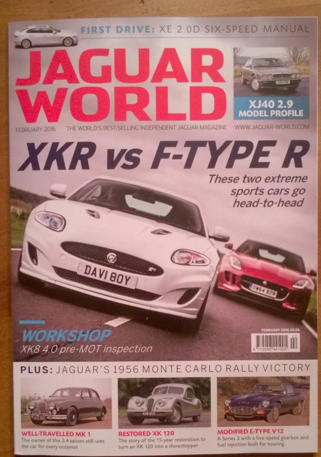 Jaguar World Cover Feb 16