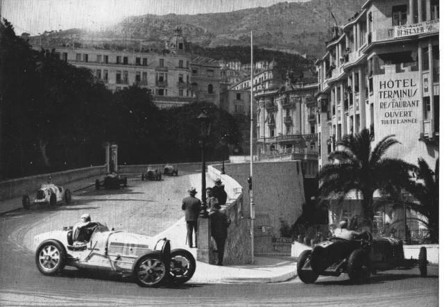 Monaco 1933