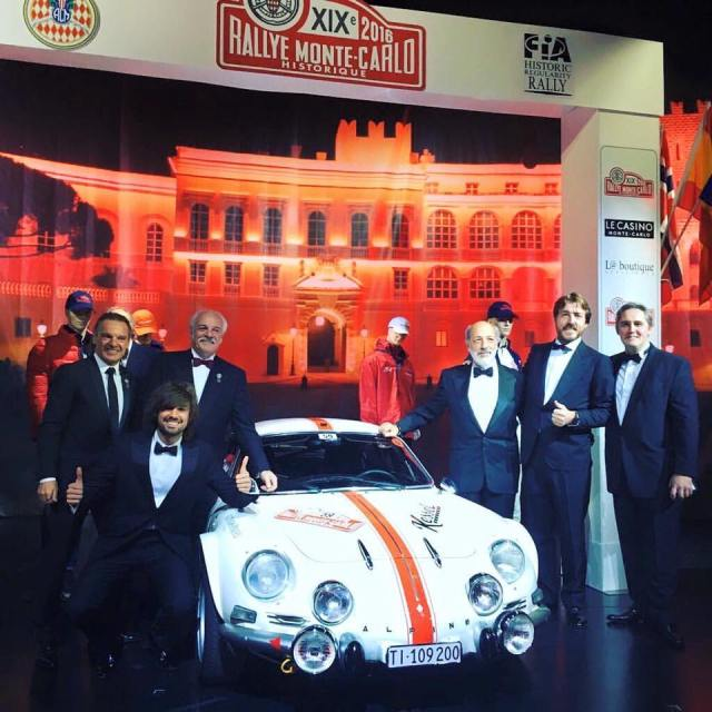 Winning Car 2016