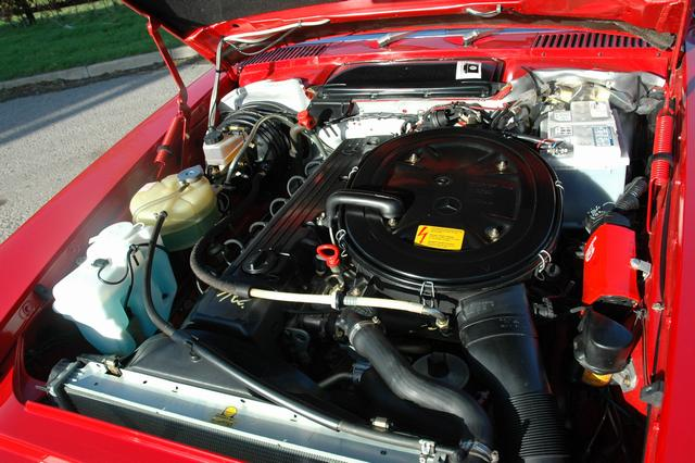300sl engine