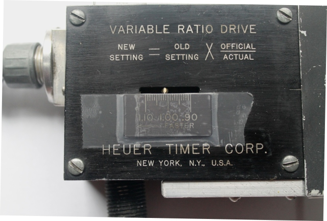 Heuer Variable Drive (4)