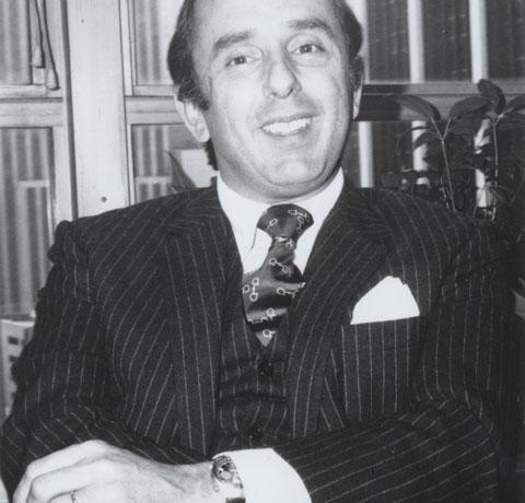 Jack Heuer circa 1958
