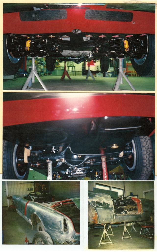 Alfa Romeo 2600 Spider Restoration 1