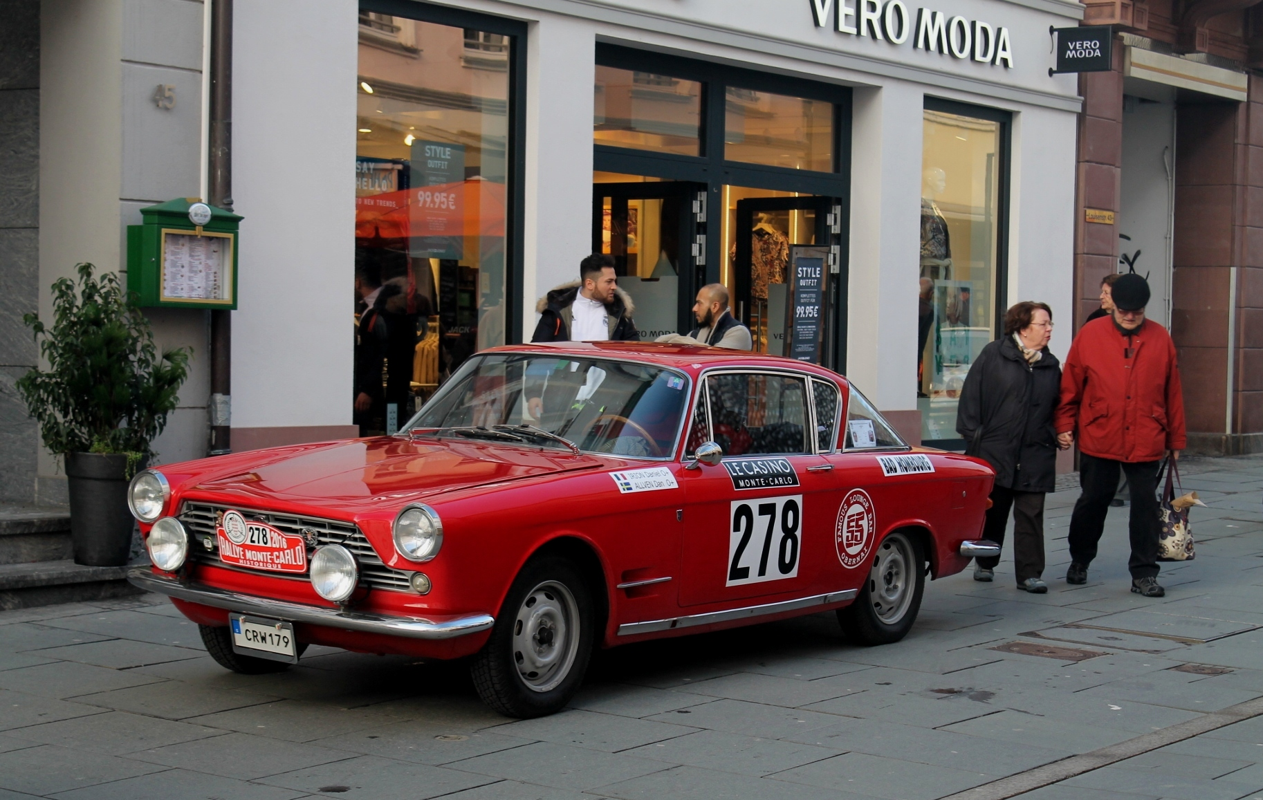Buy This Car And Get A Free Entry Into The Rallye Monte Carlo ...