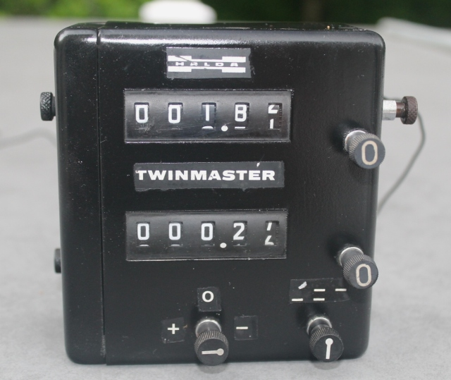 My Halda Twinmaster (2)