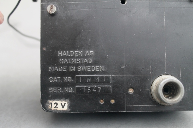 My Halda Twinmaster (5)