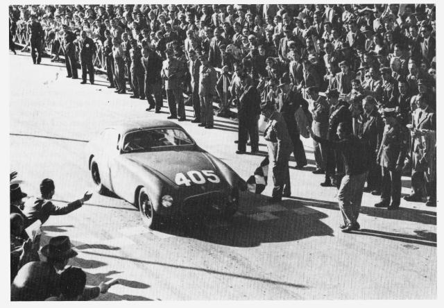 1951 Mille Miglia Villoresi Wins