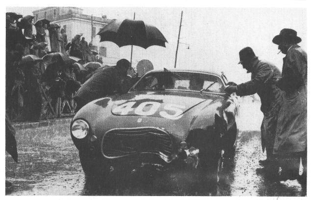 1951 Mille Miglia Villoresi