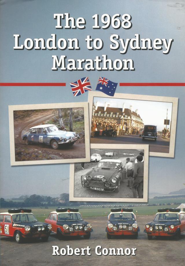 1968 Marathon Book Cover
