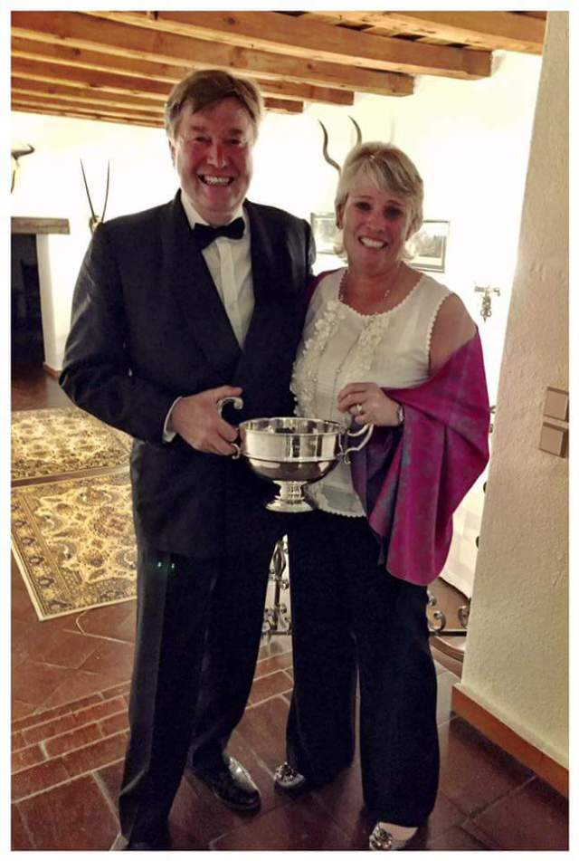 Charles JarrottTrophy Winners