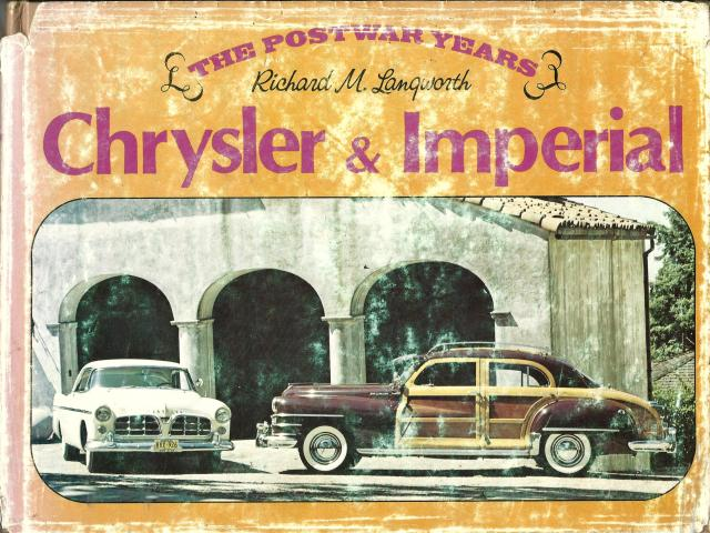 Chrysler Langworth Book Cover