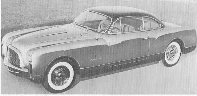 Ghia Special Long Wheelbase