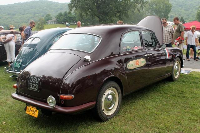 Lancia Aurellia 1955 (4)