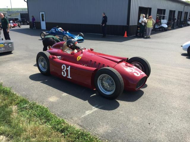 Lancia D50 at Thompson 2016 (1)