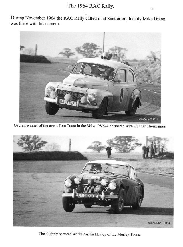 1964 RAC At Snetterton
