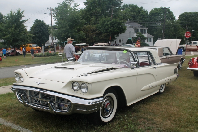 Ford Thunderbird 1960 (1)
