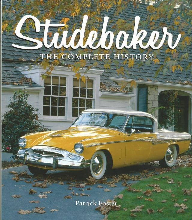 Studebaker Book Cover
