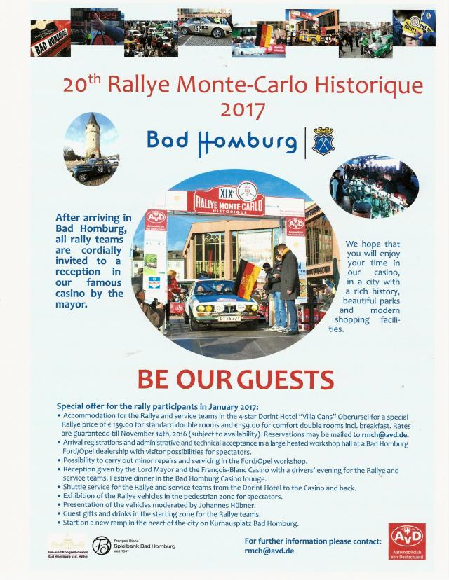Bad Homburg Poster