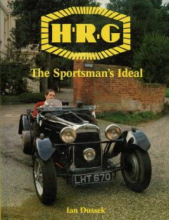 My Newly Acquired Book About Hrg Cars Hrg The Sportsman S Ideal