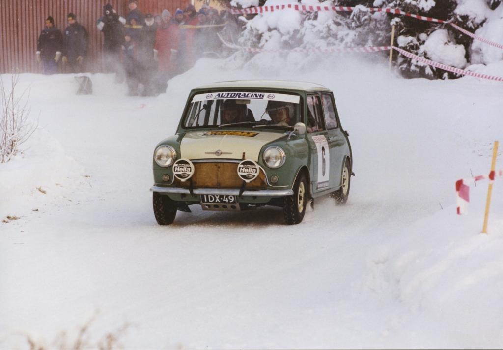 Mark Holloways Mini Rally CarStory - Car rally near me