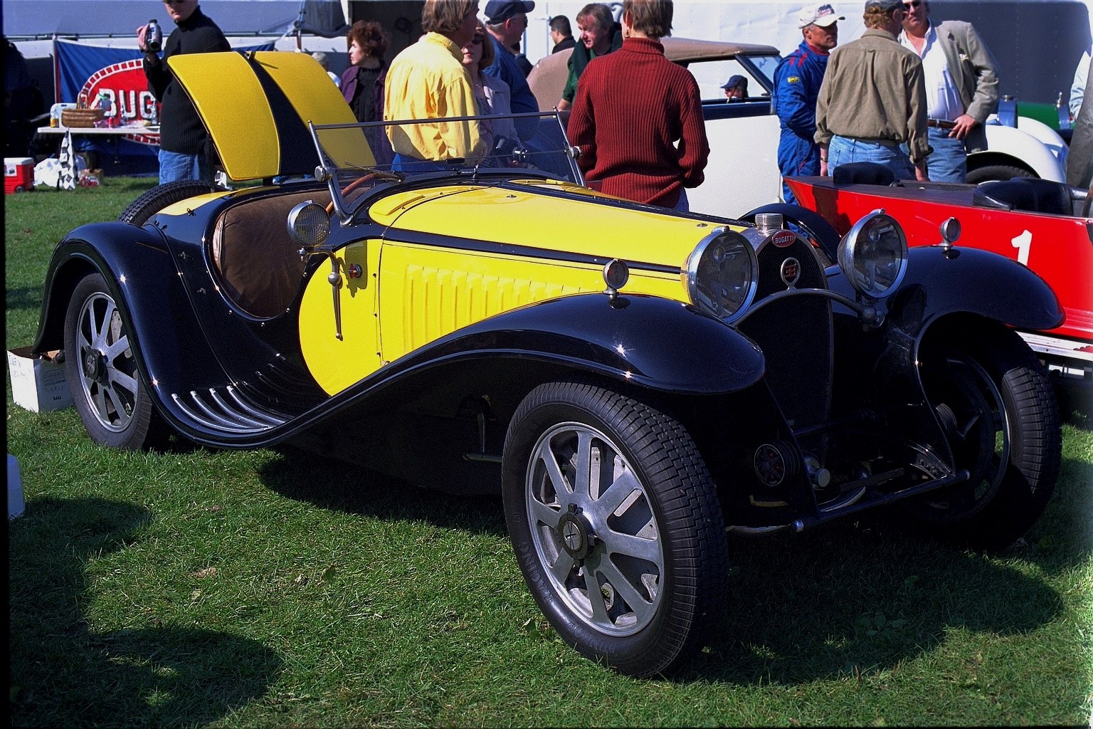 more about the bugatti type 55 plus its ties to the indianapolis 500 |