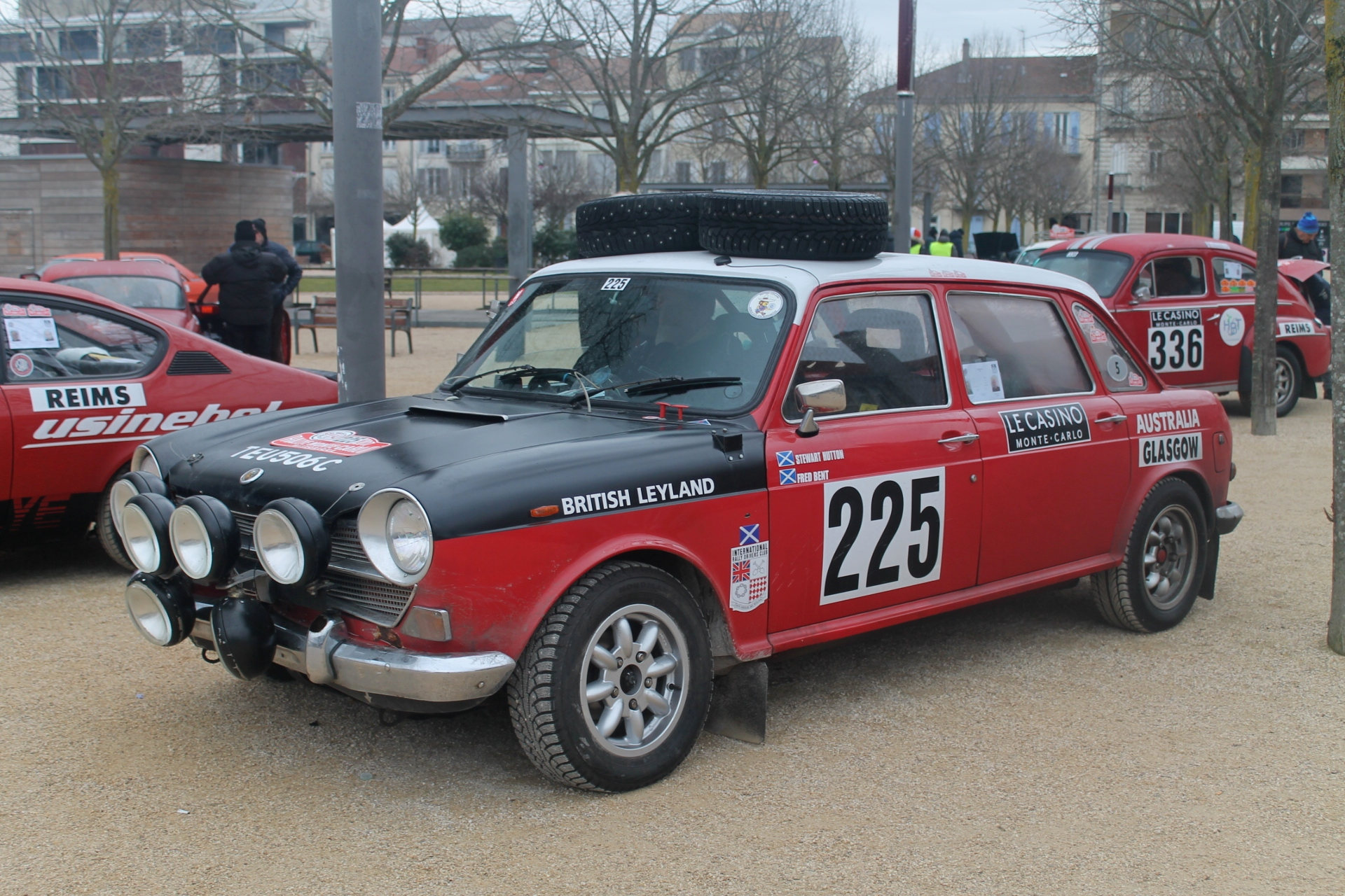 2018 rallye monte carlo historique concentration run schedule itineraries released. Black Bedroom Furniture Sets. Home Design Ideas