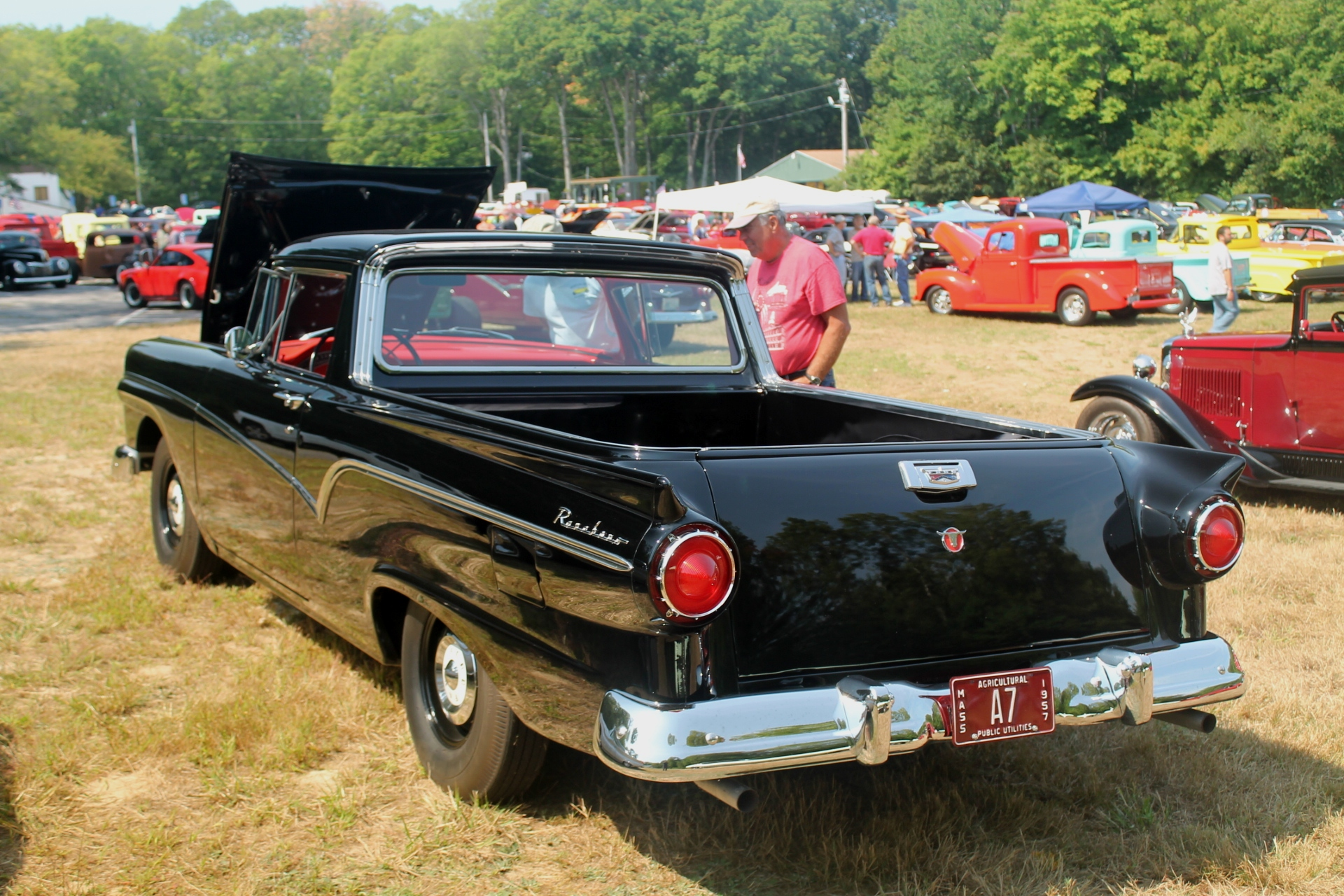 the 1957 ford ranchero started a trend. Black Bedroom Furniture Sets. Home Design Ideas