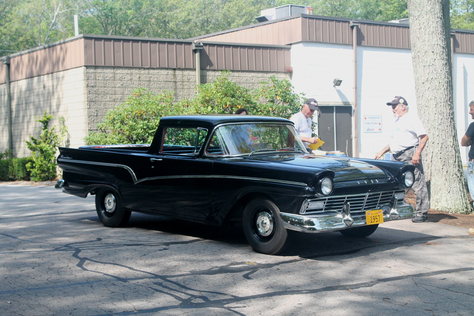 The 1957 Ford Ranchero Started A Trend