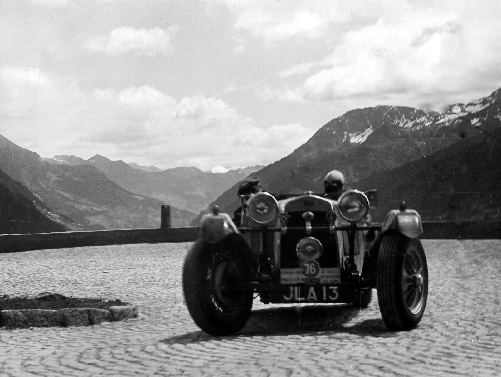 Rally Motor Credit >> More About The 1948 Alpine Rally Hrg Car