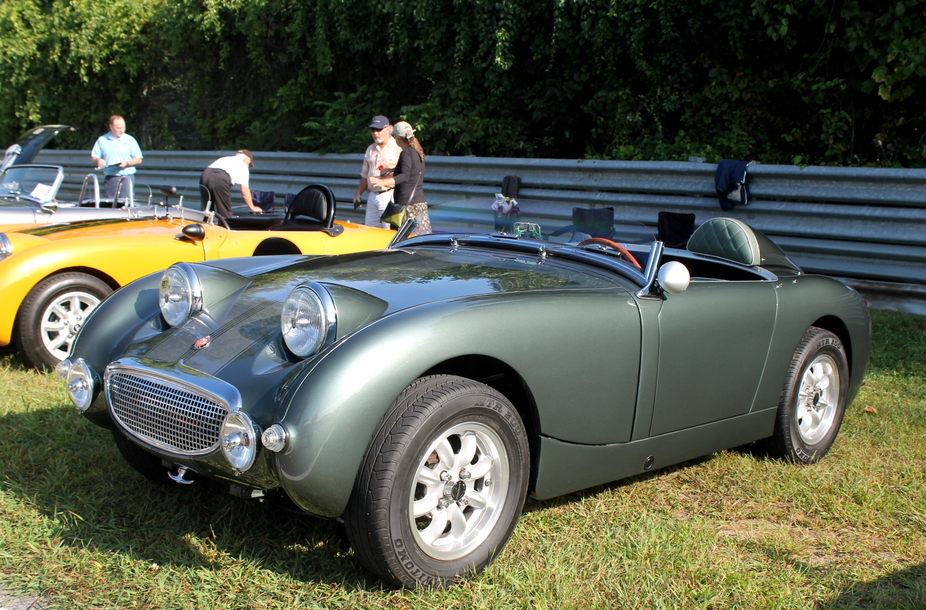 Some Photos From The Lime Rock Historic Festival - Car shows today near me